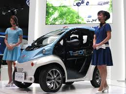 toyota coms ultracompacts zip into the future the japan times
