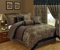 Cream Bedding And Curtains Gold Wooden Modern Bed Cream Wooden Floor Gold Pattern Flower