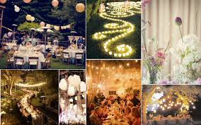 wedding decorations outdoor ideas making the outdoor wedding