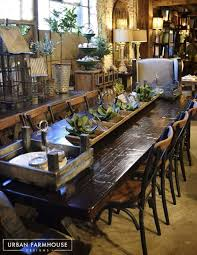 Urban Dining Room Table - 186 best tables images on pinterest farmhouse design dining