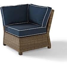 crosley furniture bradenton outdoor wicker bar walmart com