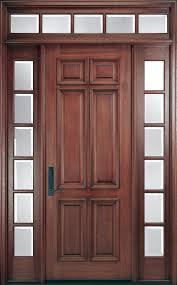 exterior design gorgeous wooden pella doors with glass and bronze charming wooden pella doors with sidelight and black handle for home exterior design ideas