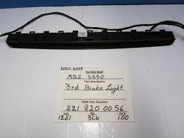 lexus es 330 third brake light mercedes benz beige 3rd brake light 2218200056 used auto parts