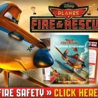 disney planes fire rescue printable educational activity book