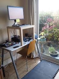 Lifehacker Standing Desk Ikea Home Design Magnificent Stand Up Desk Hack Desk Lifehacker