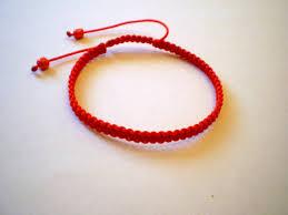 bracelet with red string images Red bracelet red string bracelet red string kabbalah jpg