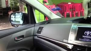 toyota estima acr50 side mirror auto fold with mirror auto