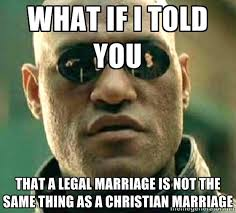Gay Marriage Meme - with all this controversy with kim davis and now politicians