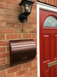 wa1 wall mounted letter box letterbox 4 you