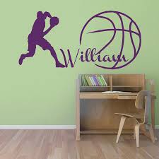 Name On Bedroom Wall Basketball Club Names Promotion Shop For Promotional Basketball