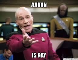 Aaron Meme - aaron