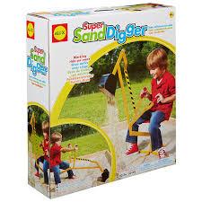 amazon com alex toys active play super sand digger toys u0026 games