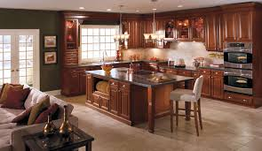 Kitchen Island Manufacturers Fireplace Interesting Aristokraft Cabinets With Kitchen Island