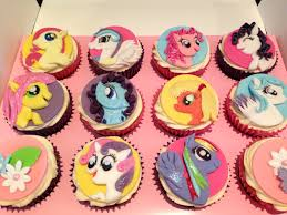 my pony cupcakes my pony cupcakes for childrens