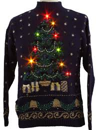 Ugly Christmas Sweater With Lights Baby Mama Juice Friday Funnies Ugly Christmas Sweater Edition