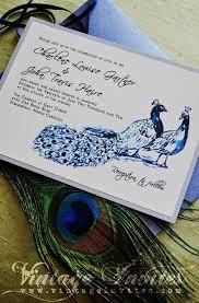 peacock wedding programs vintage wedding vintage invites wedding invitations for