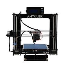imprimante bureau anycubic 3d imprimante diy prusa i3 kits diy éducatifs de bureau 3d