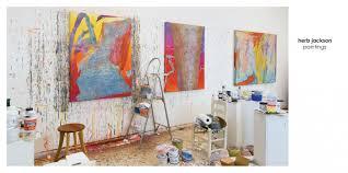hidell brooks gallery brings painter herb jackson to charlotte