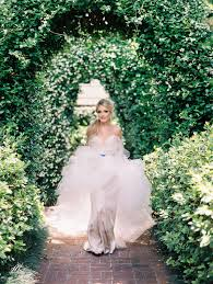 glamorous garden wedding ideas elizabeth anne designs the