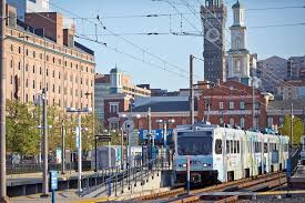 Light Rail Stops Baltimore Living The Transit Lifestyle Maryland Transit Administration