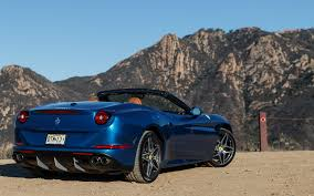 Ferrari California Coupe - the 2015 ferrari california t u0027s steering wheel gets several
