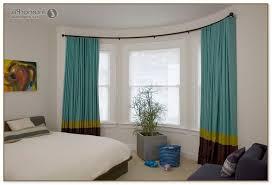 curtain rod for bay window