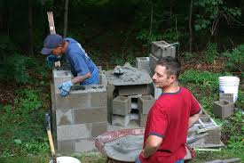 building a smokehouse u2026 just two farm kids