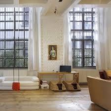 Apartment Curtain Ideas Amazing Loft Apartment In Milano Alldaychic