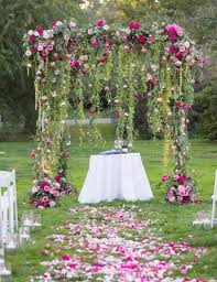 wedding arches decorating ideas 33 floral wedding arches decorating ideas