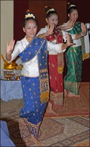 file traditional dance during baci ceremeony in lao jpg