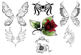 butterfly tattoos and designs page 361