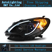 opel mokka 2014 car styling led head lamp for opel mokka headlights 2013 2014 for