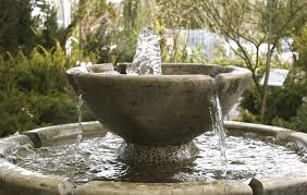 Rock Water Features For The Garden by Landscaping Withi Water Features