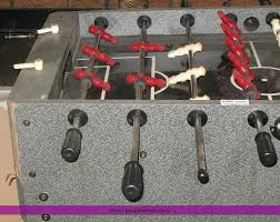Harvard Foosball Table Parts by Item 6506 Sold October 23 Kansas Multiple Location Int