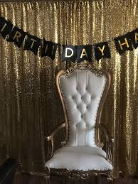 throne chair rental wedding party event equipment rental provider florida