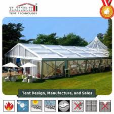Transparent Tent China Transparent 500 People Party Wedding Marquee Tent China