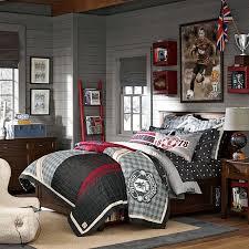 Pottery Barn Nhl Bedding Hampton Classic Bed Pbteen