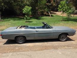Classic Muscle Car Dealers Los Angeles 1968 Ford Torino For Sale Classiccars Com Cc 622045
