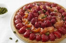 recette cuisine d été recette de tarte de fruits d été facile et rapide