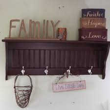 hand made coat racks and wall shelves by appletree woodcrafts
