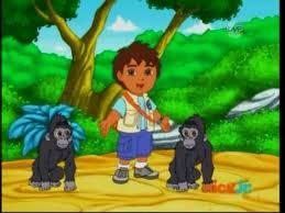 diego season 3 episode 4 gorilla fun watch cartoons