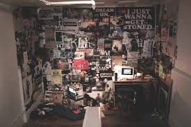 punk bedroom