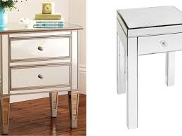 Target Mirrored Console Table by Bedroom Furniture Awesome Mirrored Bedroom Furniture Bedroom