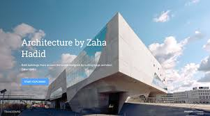 Google Snapshots tour zaha hadid and frank gehry buildings around the globe with