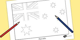 flag colouring sheet countries geography flags