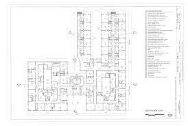 Floor Plan Hotel File Sixth Floor Plan Hotel San Diego 301 385 West Broadway