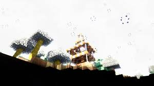 my cake house underwater shot by minecraftphotography on deviantart