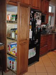 Sliding Shelves For Kitchen Cabinets Pantry Cabinet Pantry Cabinet Pull Out Shelves With Cabinet Pull