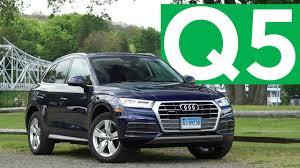 Audi Q5 6 Cylinder - 4k review 2018 audi q5 quick drive consumer reports youtube