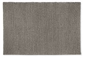 Rug Modern Cable Woven Wool Rug Modern Solid Rugs Modern Entryway